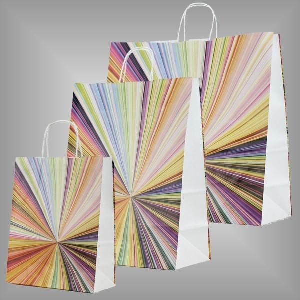 Papiertragetasche Mikado, versch. Größen