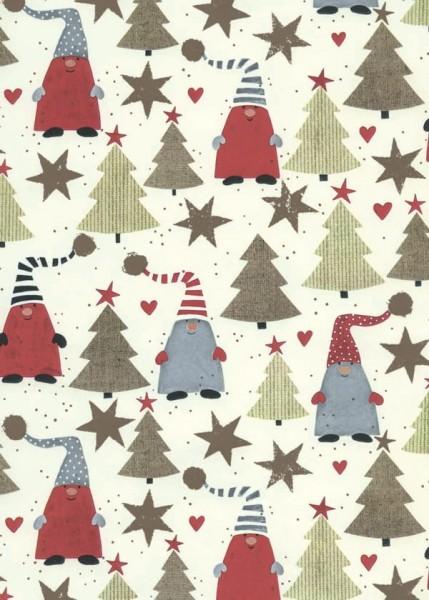 Geschenkpapier Weihnachten Dessin 49293