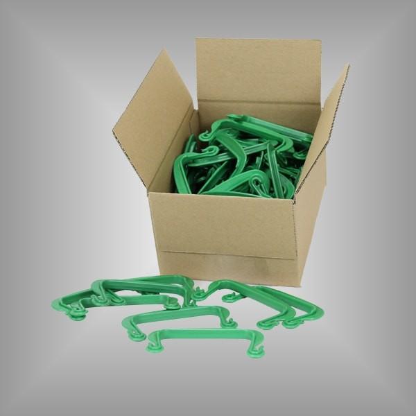 Paketträger aus Kunststoff 100 Stück