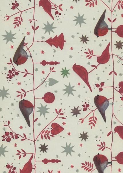 Geschenkpapier Weihnachten Dessin 49277