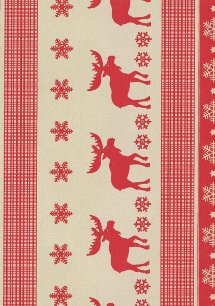 Geschenkpapier Weihnachten Dessin 39965