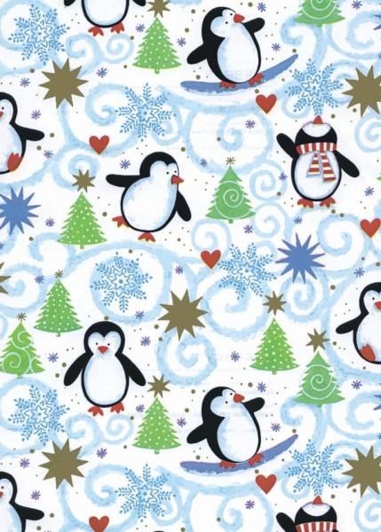 Geschenkpapier Weihnachten Dessin 49284