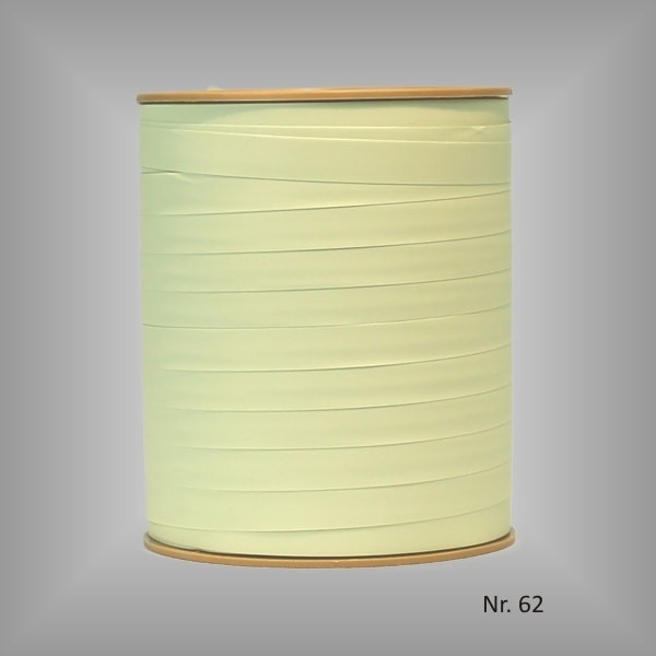 "Kräuselband 'Vintage"" 10mm breit, 200m Rolle"