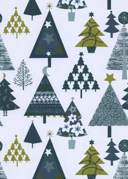 Geschenkpapier Weihnachten Dessin 59113