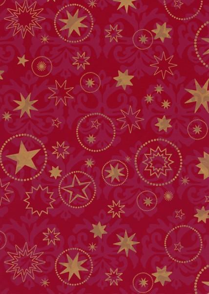 Geschenkpapier Weihnachten Dessin 59662