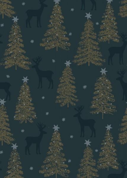 Geschenkpapier Weihnachten Dessin 59917
