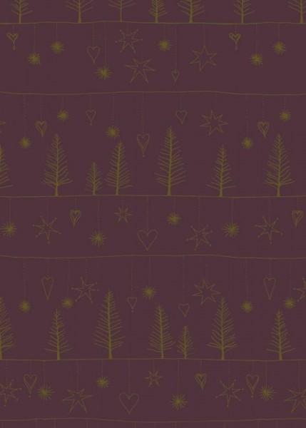 Geschenkpapier Weihnachten Dessin 89903