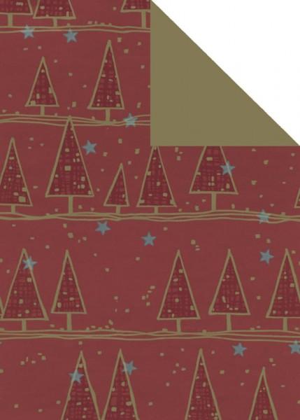 Geschenkpapier Weihnachten Dessin 79821