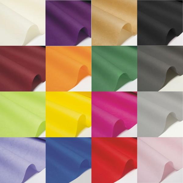 5kg Seidenbogen farbig 50 x 75 cm