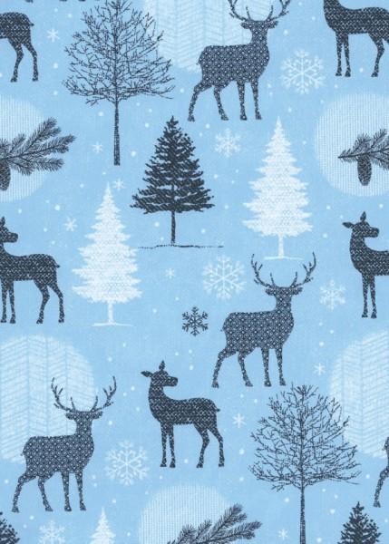 Geschenkpapier Weihnachten Dessin 39904